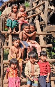 Village at Tonle Sap Lake