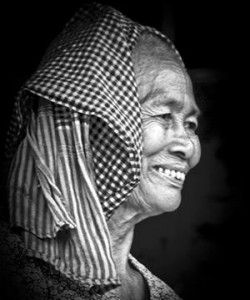 Woman of Siem Reap