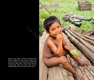 A Khmer Child