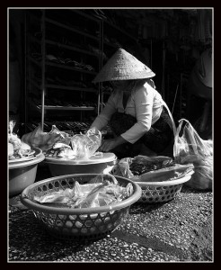 Another Street Vendor, HCM (ISO100)