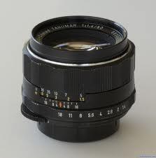 Pentax 50mmf1.4
