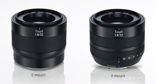Zeiss Touit 32mm