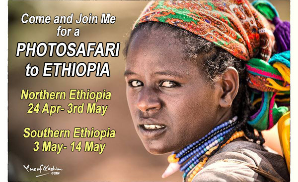 A PhotoSafari to ETHIOPIA ( 24 April – May 3) & (3 May – 14 May) 2014