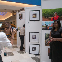 Guerrilla Photography Exhibition held at Publika, Solaris from 5th to 20th April 2014