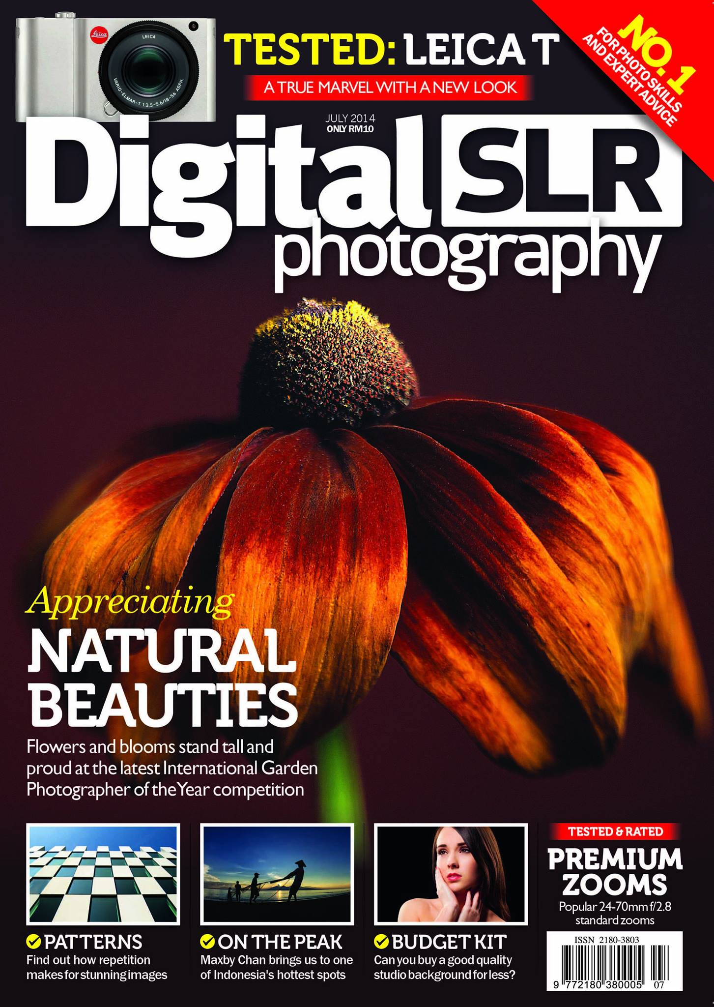 DigitalSLR magazine is the largest monthly photography magazine published in Malaysia. They have a Bahasa Malaysia version published under Aperture magazine.
