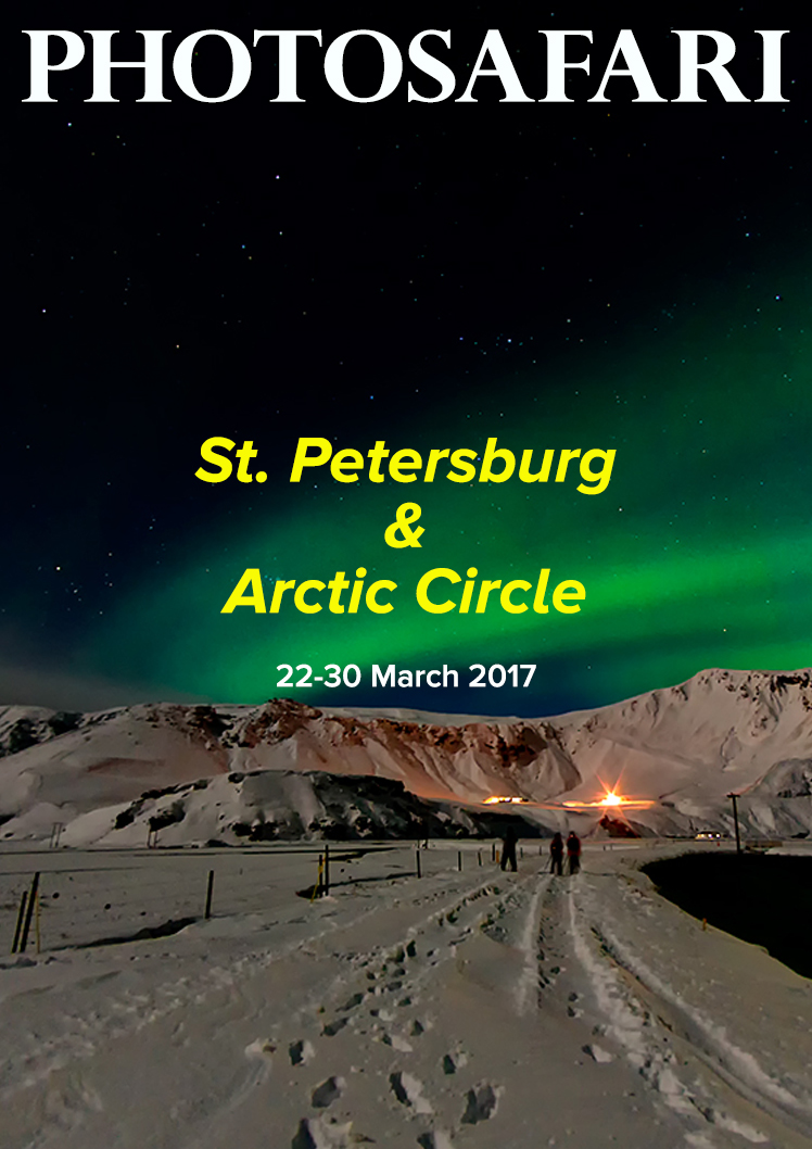 A journey to St. Petersburg and Murmansk