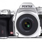Pentax releases second silver K-5 limited edition with slimline DA 40mm F2.8 lens