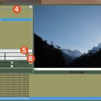 Windows: How to postprocess a timelapse video and share to flickr in 10 simple step
